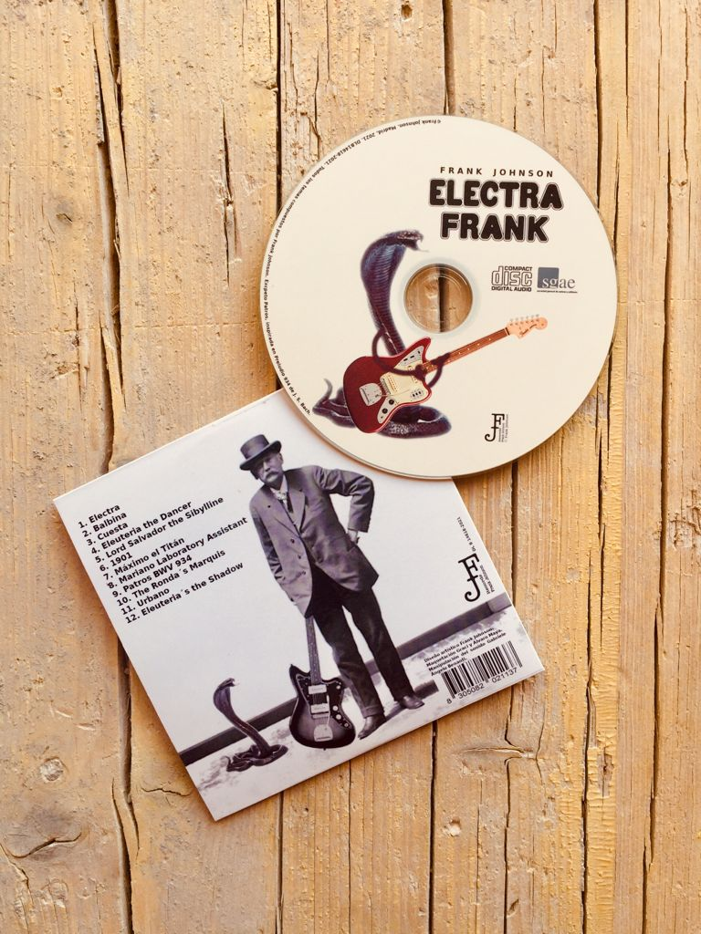 Elctra Frank contra